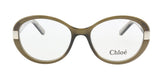 Chloe CE2656 305 Light Khaki   Rectangle Opticals