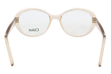 Chloe CE2656 688 Champagne Rectangle Opticals