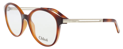 Chloe CE2676 725 Blonde Havana Rectangle Opticals