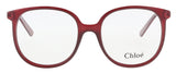 Chloe CE2696 603 Bordeaux Rectangle Opticals