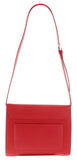 Class Roberto Cavalli Leopride Red Medium Shoulder Bag