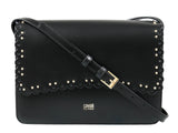 Roberto Cavalli Class Black Shoulder Bag Leolace 003