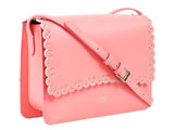 Roberto Cavalli Class  Leolace 003 Peach Shoulder Bag