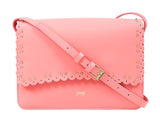 Roberto Cavalli Class GWLPEZ 045 Leolace 003 Peach Shoulder Bag