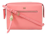 Roberto Cavalli Class Peach/Ivory Medium Shoulder Bag Brigitte 0