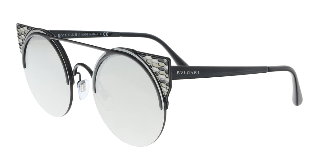 Bulgari  black Cat eye Sunglasses