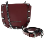 Versace EE1VSBBC1 E331 Oxblood Shoulder Bag