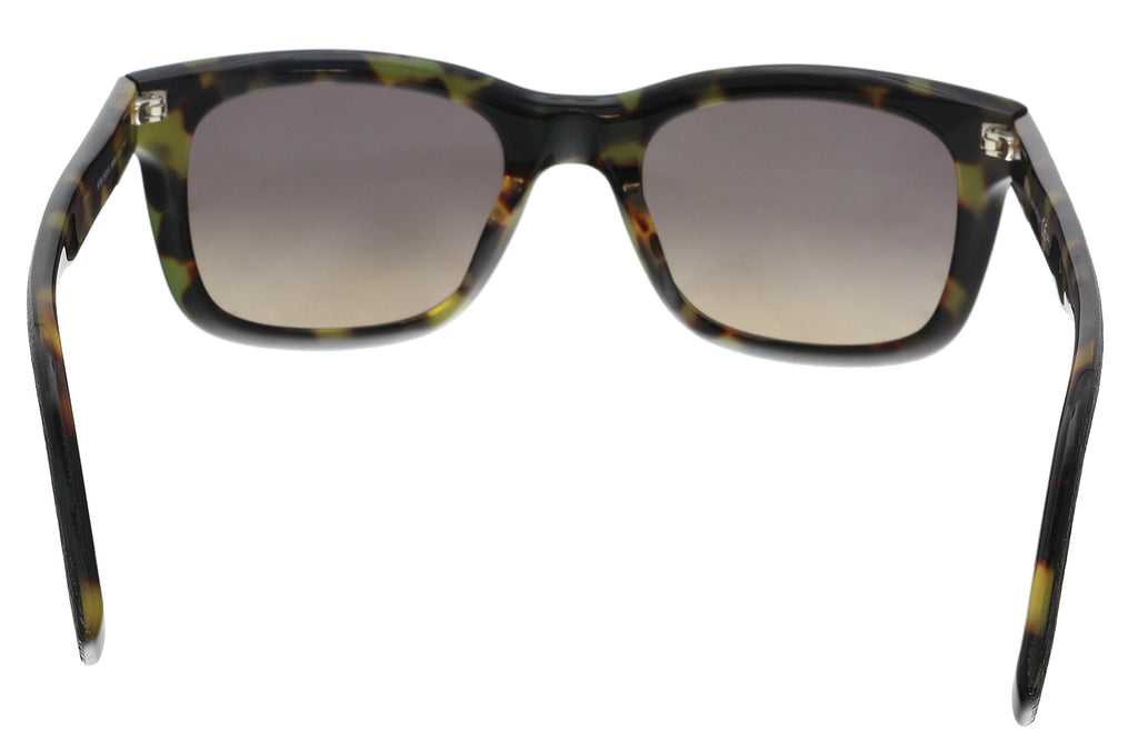 BOSS 0635/S 0HRM R4 Havana Green Rectangular Sunglasses