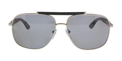Bulgari BV5040K 393/83 Gold Rectangular Sunglasses