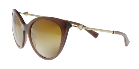 Dolce & Gabbana DG4317 31578G Black Gradient Square Sunglasses