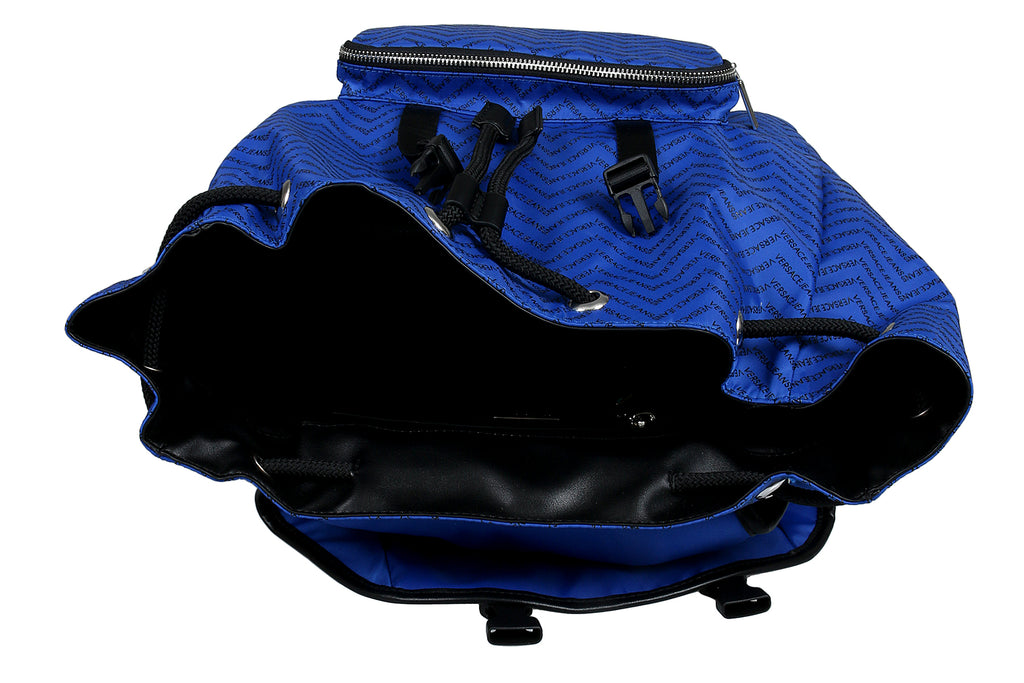 Versace EE1YTBB30 E202 Blue/Black Backpack