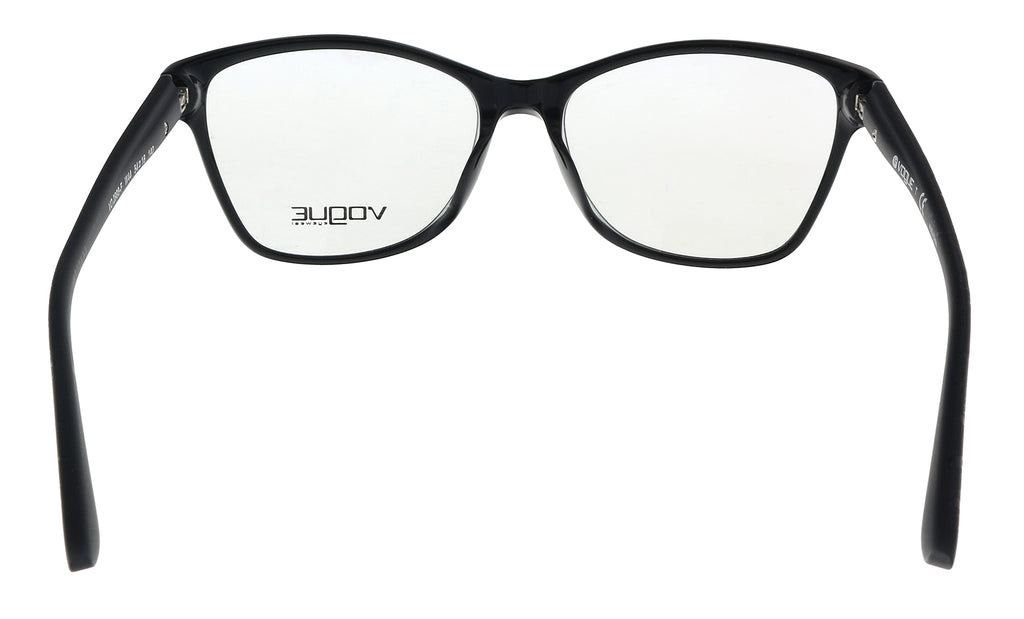 VOGUE VO2998F W44    Black Cateye  Optical Frames