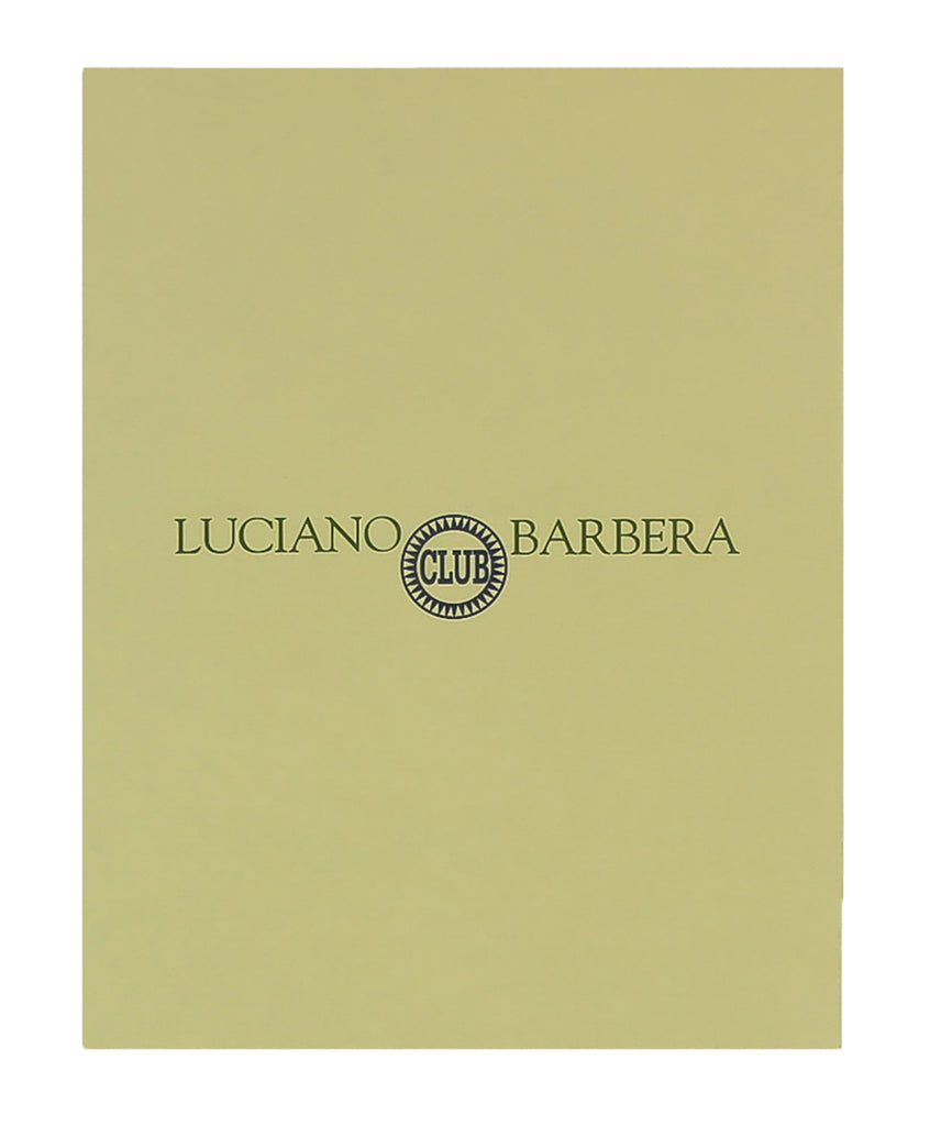 Luciano Barbera CLUB GINO MR Brown Leather Wallet - [product_Vendor] - Bellaochio