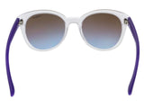 Vogue VO2795/S W74548 Clear/Purple Round sunglasses Sunglasses