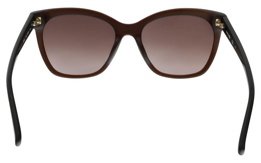 Lacoste L792/S 210 Brown Square sunglasses Sunglasses