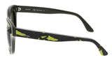 Valentino V670SC 741 Fluo Yellow Cateye Sunglasses