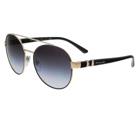 BOUCHERON BC0030S 002 Silver Aviator Sunglasses