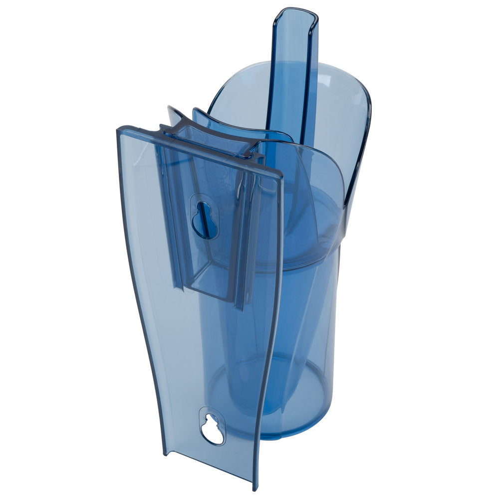Scoop Holder with 16 oz Scoop Saf-T-Ice Guardian Blue