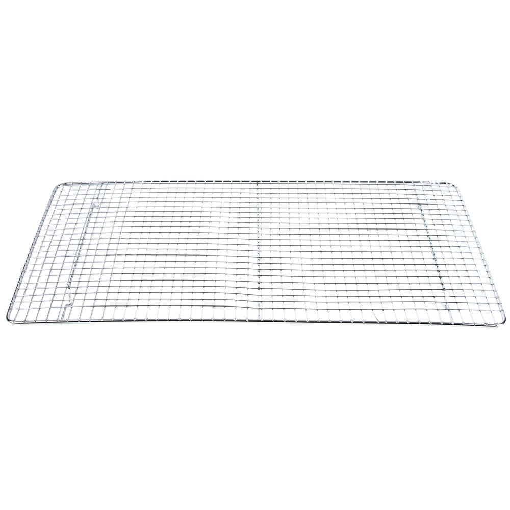 Steam Pan Drain Grate Full Size SS