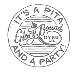 Glory Bound Gyro Co. Decals (2 Colors Available)