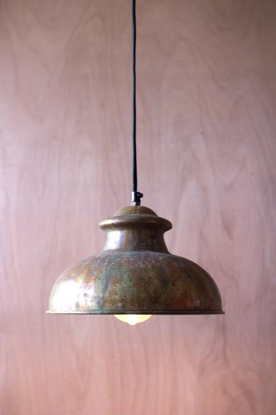 ANTIQUE RUSTIC PENDANT