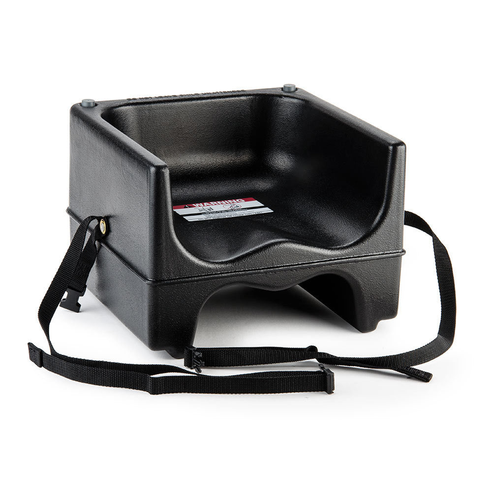Booster Seat Single Height Black