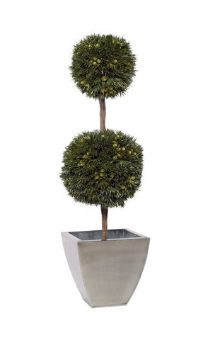 Salignum Ball Topiary - Green