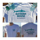 Rayburn House Men's T Shirt - Heather Grey