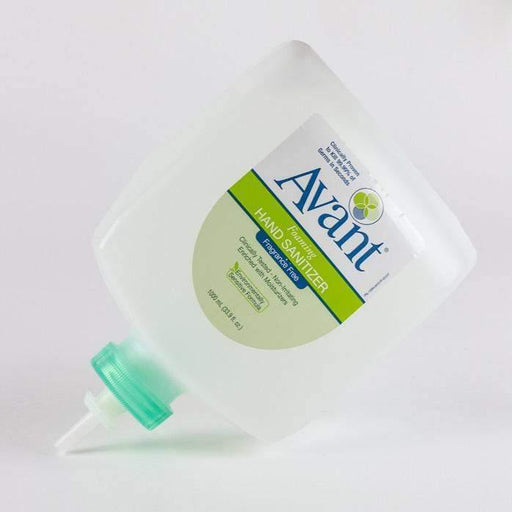 Avant JSS Premium Foaming Instant Hand Sanitizer with Moisteners, 1000ML - Janitorial Superstore
