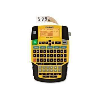Janitorial SuperstoreDYMO® Rhino 4200 Basic Industrial Handheld Label Maker, 1 Line, 4 3/50x8 23/50x2 6/25