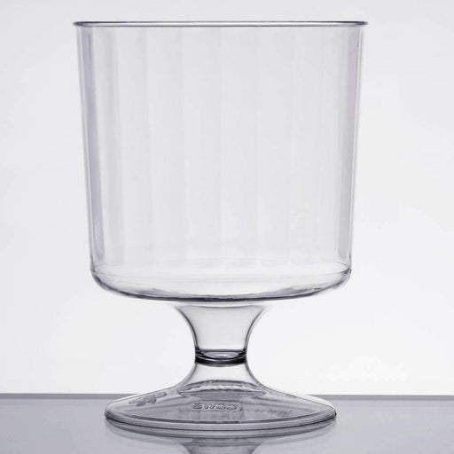 Janitorial SuperstoreClassic Crystal™ 1 Piece Fluted Wine Glass - 5 oz 240 cs