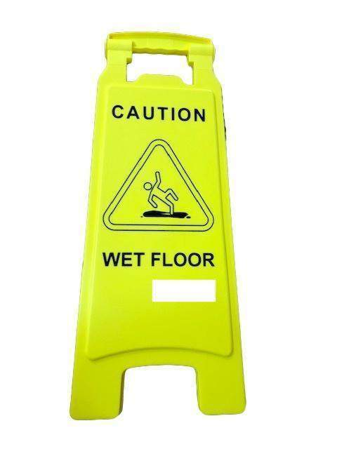 Janitorial Superstore Caution Wet Floor Sign - Janitorial Superstore