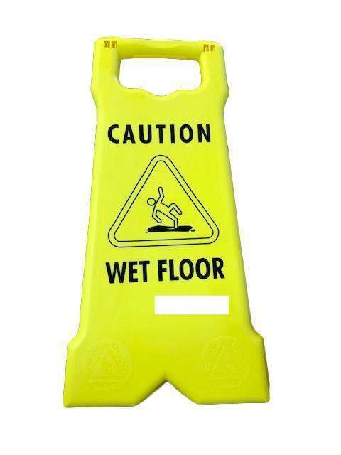 Janitorial SuperstoreCompact Caution Wet Floor Sign