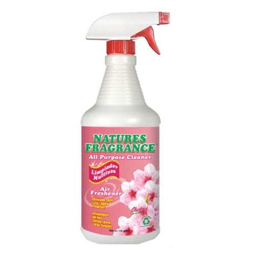 Natures Fragrance All Purpose Cleaner, Cherry Scent