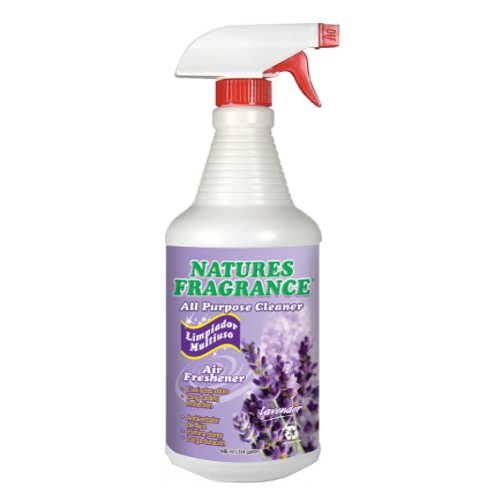 Natures Fragrance All Purpose Cleaner, Lavender Scent