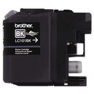 Janitorial SuperstoreBrother LC101BK Innobella Ink, Black