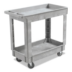 Janitorial Superstore Utility Cart, Two-Shelf - Janitorial Superstore
