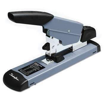 Janitorial Superstore Swingline® Heavy-Duty Stapler, 160-Sheet Capacity, Black/Gray - Janitorial Superstore