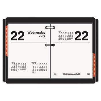Janitorial Superstore AT-A-GLANCE® Compact Desk Calendar Refill, 3 x 3 3/4, White, 2018 - Janitorial Superstore