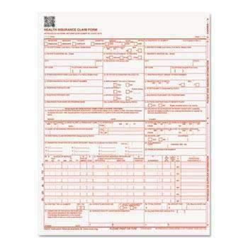 Janitorial SuperstoreParis Corporation CMS Forms, 8 1/2 x 11, 250 Forms