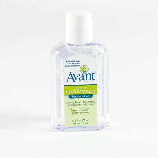 Avant Avant Premium Citrus Fragrance Hand Sanitizer, 2 oz - Janitorial Superstore