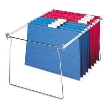 "Janitorial Superstore Smead® Hanging Folder Frame, Letter Size, 23-27"" Long, Steel, 2/Pack - Janitorial Superstore"