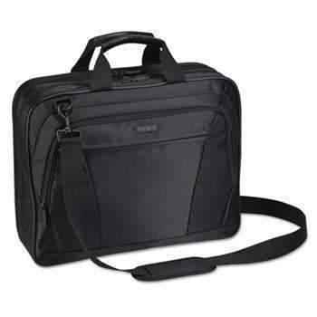 "Janitorial Superstore Targus® CityLite Laptop Case 16"", 13-1/4 x 3-1/2 x 16-1/2, Black - Janitorial Superstore"