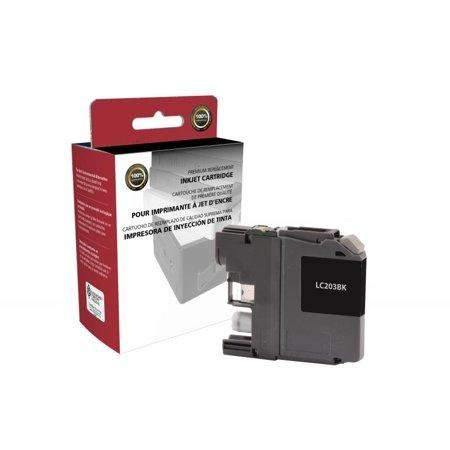 Janitorial SuperstoreInk Cartridge for Hewlett Packard, (Brother LC203), Black Ink, (LC-203BK)(118103)