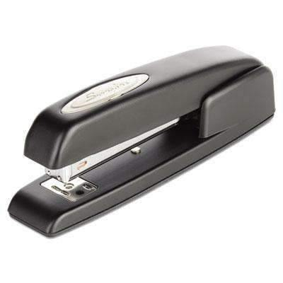 Janitorial Superstore Swingline Stapler, 747, 20 Sheet Capacity, Antimicrobial, Black - Janitorial Superstore