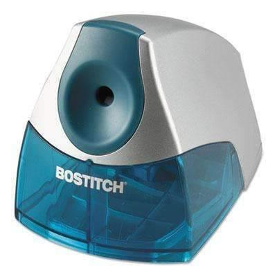 BostitchBostitch Personal Electric Pencil Sharpener, Blue