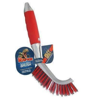 Janitorial SuperstoreRaptor Tile and Grout Hand Brush