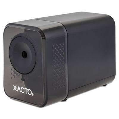 X-ACTOX-ACTO XLR Office Electric Pencil Sharpener, Charcoal Black
