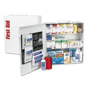 Janitorial SuperstoreFirst Aid Only™ ANSI Compliant Class A+Type Iⅈ Industrial First Aid Kit 100 People/683 Pieces