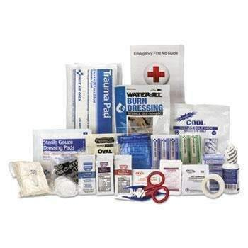 Janitorial SuperstoreFirst Aid Only™ 25 Person ANSI A+ First Aid Kit Refill, 141 Pieces